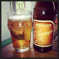 Monteith's Summer Ale / Neuseeland