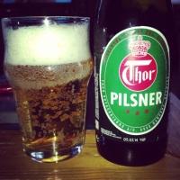 Thor Pilsner / Dänemark