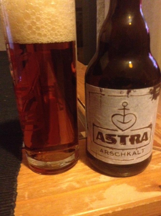 Astra Arschkalt