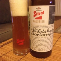 Stiegl Hausbier Wildshuter Sortenspiel / Österreich