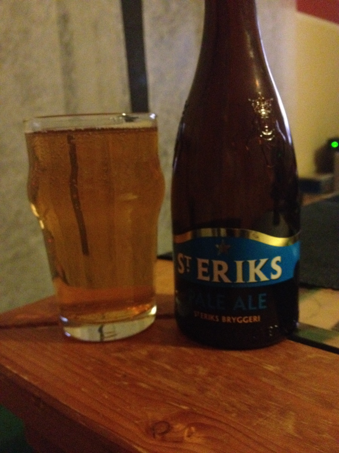 St. Eriks Pale Ale / Schweden