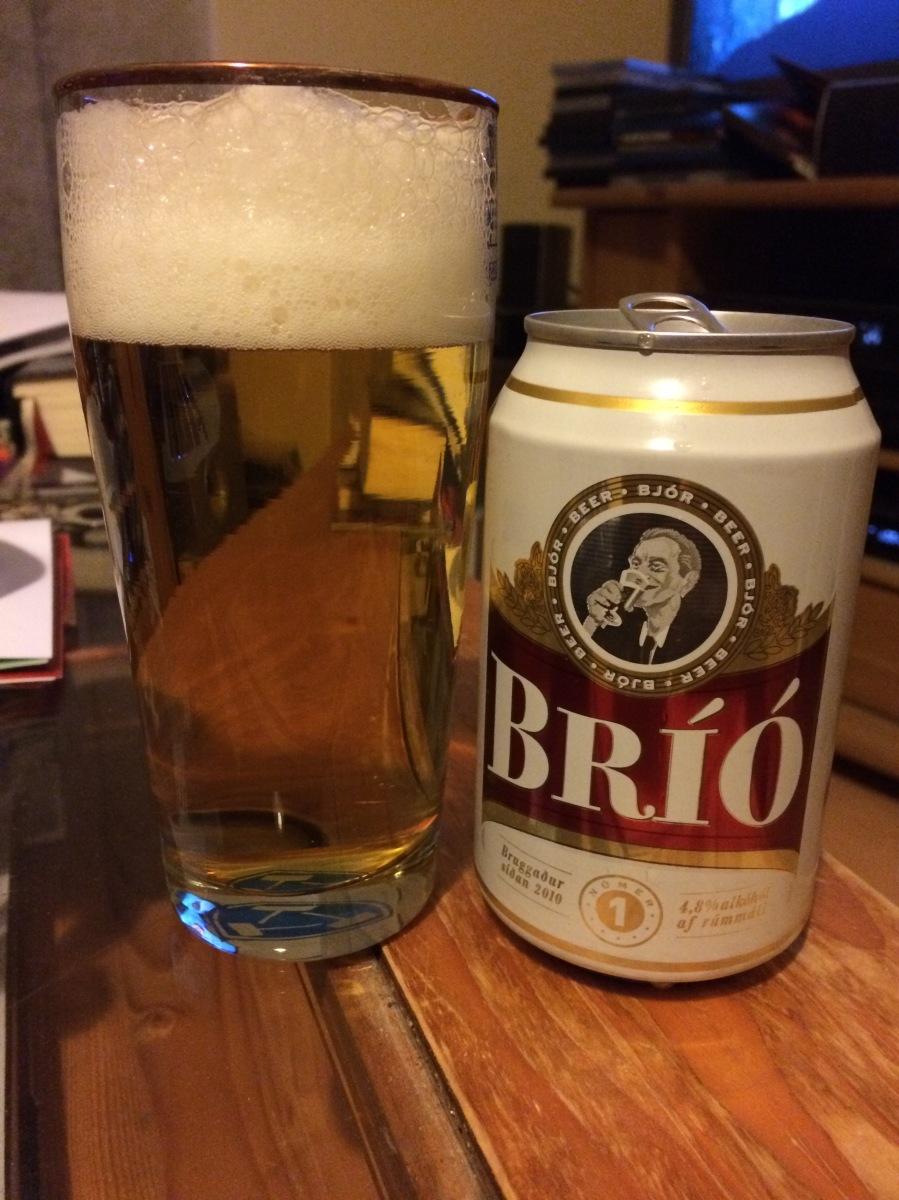 Borg Bríó Nr. 1 / Island