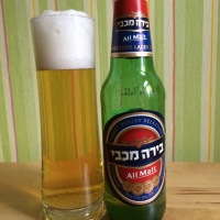 Maccabee All Malt / Israel