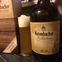 Krombacher Kellerbier